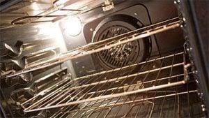 shiny oven